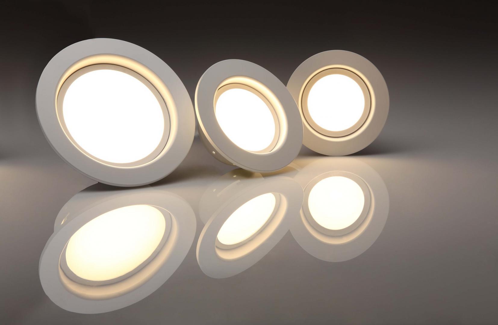 LED Lighting upgrade downlights